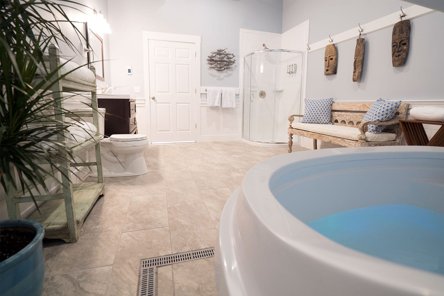 Therapeutic Float Spa Foundation House Sober Living Facility In