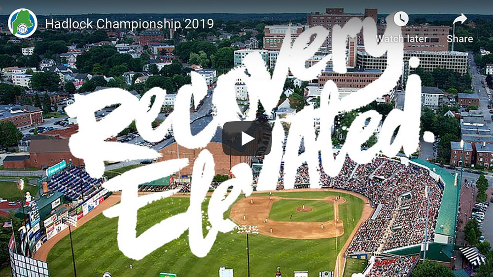 Video cover of Hadlock field from above